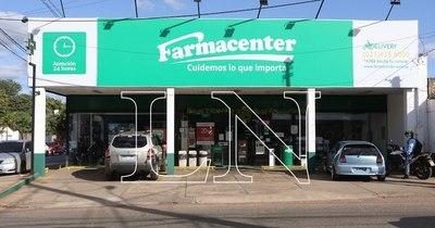 La Nación / Grupo Cartes adquiere la cadena de farmacias Farmacenter