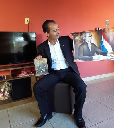«Premio republica» para el Prof. Giménez