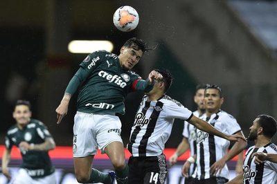 Libertad no pudo y se eliminó de la Libertadores