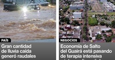 La Nación / Destacados de la mañana del 16 de diciembre