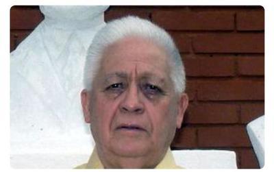 Falleció el dirigente colorado Luis Becker
