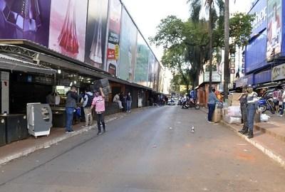 Crítica situación económica en CDE: 52% de las Mipymes están cerradas y con embargos