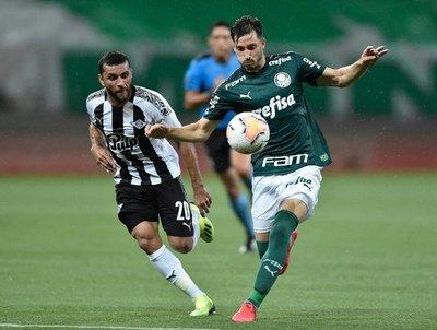 Palmeiras goleó a Libertad en Brasil · Radio Monumental 1080 AM