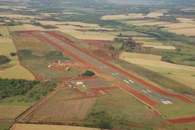 Piden que aeropuerto de Encarnación sea administrado por DINAC