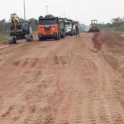 Anuncian cierre de ruta Hugua Ñandú- Puentesiño