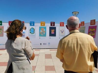 Arte y sostenibilidad se fusionan para generar conciencia social