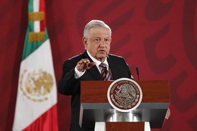 """La reforma a Ley del Banco de México se ha """"exagerado"""", dice el presidente"""