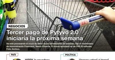 La Nación / LN PM: Las noticias más relevantes de la siesta del 16 de diciembre