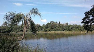Diputados frenan expropiación de 5 hectáreas del lago Yrendy