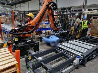 Trabajador murió aplastado por máquina en una fábrica de gaseosa