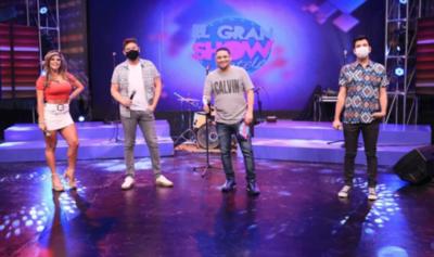 """HOY / Tras 9 años, Junior Rodríguez despide el programa """"El Gran Show de Latele"""""""