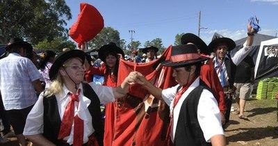La Nación / El chamamé es declarado Patrimonio Inmaterial de la Humanidad