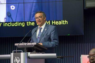 El Director de la OMS se enfrenta a acusaciones de genocidio