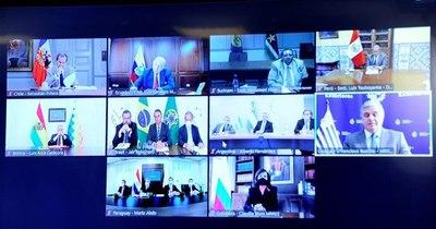 La Nación / Los temas que fueron tratados durante la 57ª Cumbre del Mercosur