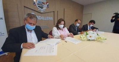 La Nación / Cordillera y Central se suman al territorio deportivo tras firma de acuerdo con la SND