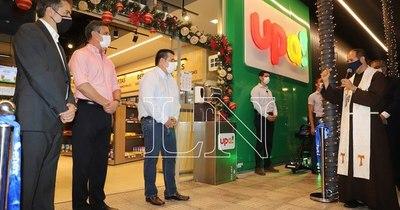 La Nación / Enex abrió oficialmente en todo el país tras una gran inauguración