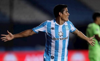 HOY / Racing toma ventaja ante Boca con un golazo paraguayo