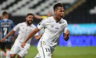 HOY / Kaio Jorge mete al Santos en semifinales ocho años después
