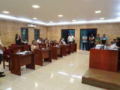 Junta aprueba el llamado a licitación para mensura judicial de la finca 66