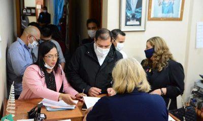 Rechazan pedido de abandono de querella de Itá Paraná contra Prieto – Diario TNPRESS