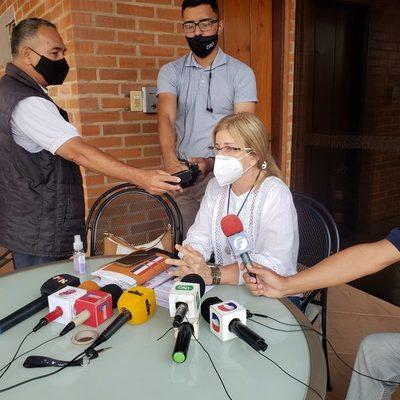 100 días sin Oscar Denis y la familia pide intermediación de la Cruz Roja