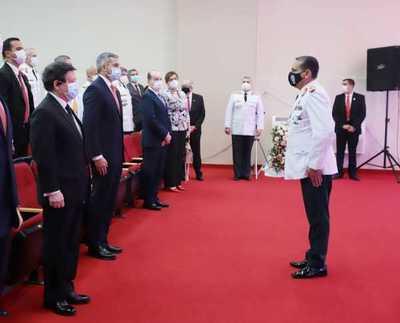 Egresaron nuevos magísteres en Planificación y Conducción Estratégica Nacional