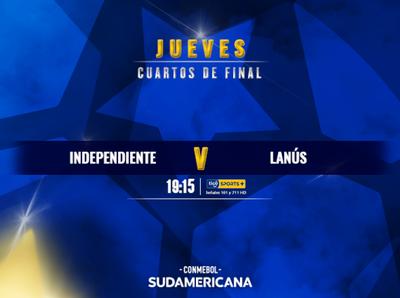 La Sudamericana define al semifinalista que falta