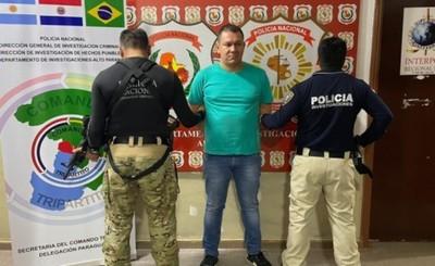 Narcotraficante es detenido tras nueve años de ser buscado