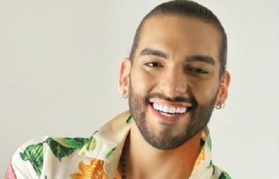 Karlinho Rolón luce un nuevo tatuaje