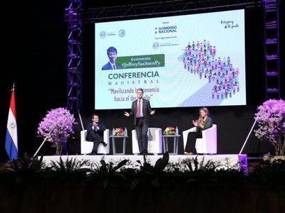 BCP: Jeffrey Sachs hablará sobre los desafíos de la economía verde