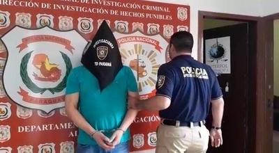 HOY / Capturan a presunto traficante de drogas buscado desde el 2011