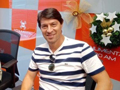 Presidente de Libertad admite que Garnero es candidato a DT · Radio Monumental 1080 AM