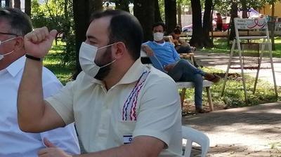 Plan paranoico para destituir a Eladio Gonzales – Prensa 5