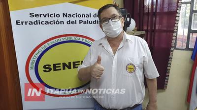 SE REINTEGRA AL TRABAJO EL JEFE REGIONAL DE SENEPA