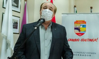 Gobernador pide sinceramiento al Estado para restablecer comercio fronterizo