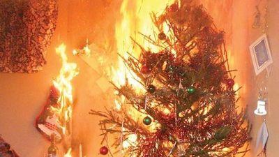 Incendios: piden evitar sobreconexión eléctrica e instan a no usar pirotecnia