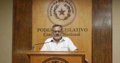 La Nación / Sixto Pereira asegura que se reunirán en cualquier corral y con cualquier sector