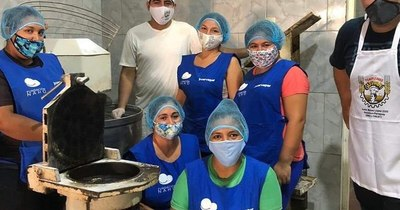 """La Nación / Mujeres Unidas para Avanzar: panes dulces """"Che Sy"""", resultado del proyecto durante la pandemia"""
