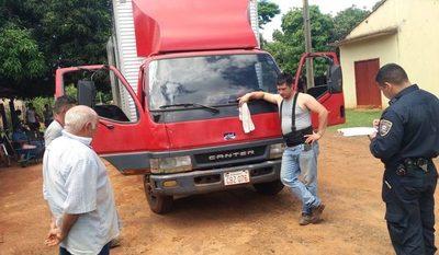 Asaltan a distribuidores en Mallorquín