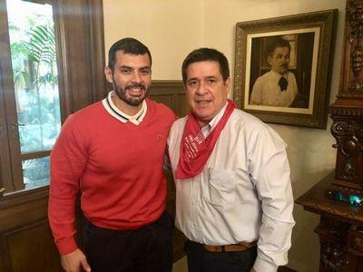 Cartismo expulsa a Hugo Ramírez por riña electoral