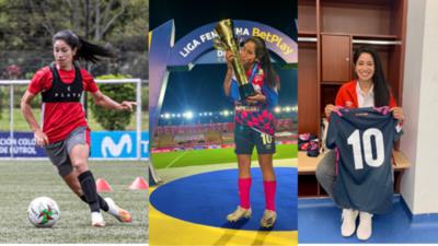 Paraguaya sobresale como líder y campeona en Colombia
