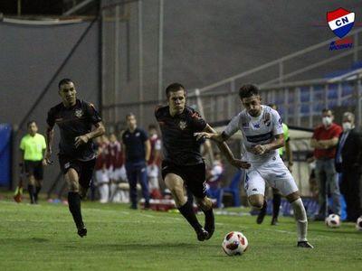 General Díaz se despide de la Primera con empate ante invicto Nacional