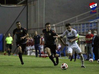 General Díaz se despide de la Primera con empate ante el invicto Nacional