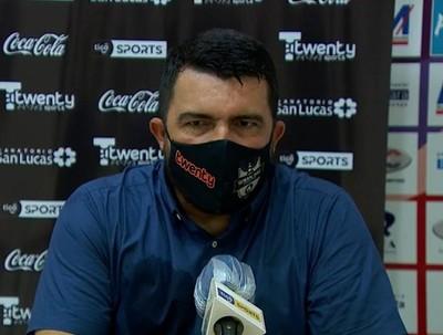 Héctor Marecos valora la dignidad de su plantel
