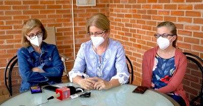 La Nación / Familia Denis pide mediación a Cruz Roja ante falta de resultados