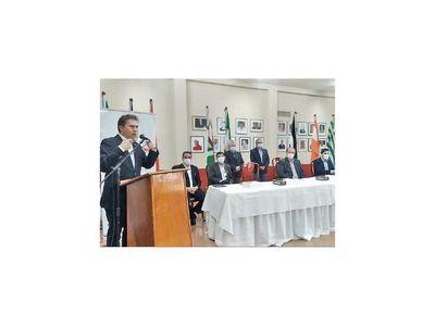 Castiglioni asegura que CDE  mantendrá competitividad