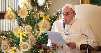 La Nación / El Papa reitera pedido de que los pobres accedan a vacunas