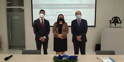 Bolsa de Asunción firma acuerdo con oficina de NNUU para impulsar bonos verdes