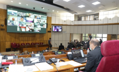 HOY / Receso parlamentario inicia el lunes, hoy se instala  Comisión Permanente