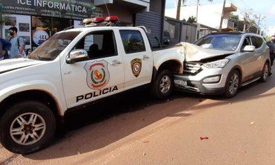Borracho causa cuádruple accidente – Diario TNPRESS